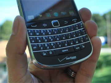 Blackberry still fighting for a piece of the mobile payments market