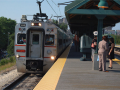 South Shore App lets commuters use phone as train ticket