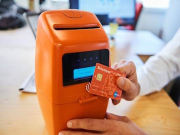 ING to launch contactless charity collection boxes